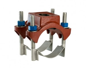 JCM 404 Stainless Steel Double Strap Large Tap | JCM Industrial Fittings